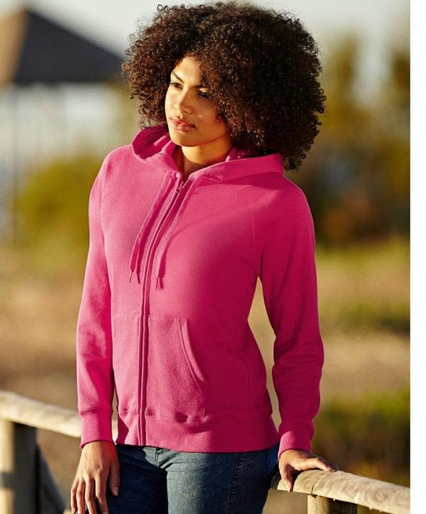 Sudaderas LIGHTWEIGHT CAPUCHA LADY FIT MUJER