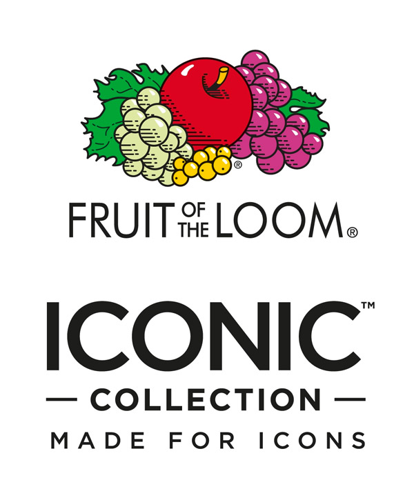 ICONIC, La mejor camiseta de la marca Fruit of the Loom