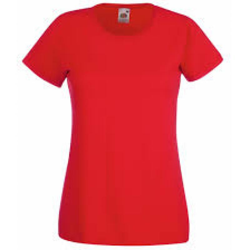 Camiseta Original Mujer Fruit Of The Loom