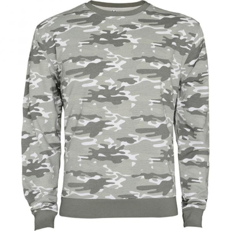 Sudadera Roly Malone gris