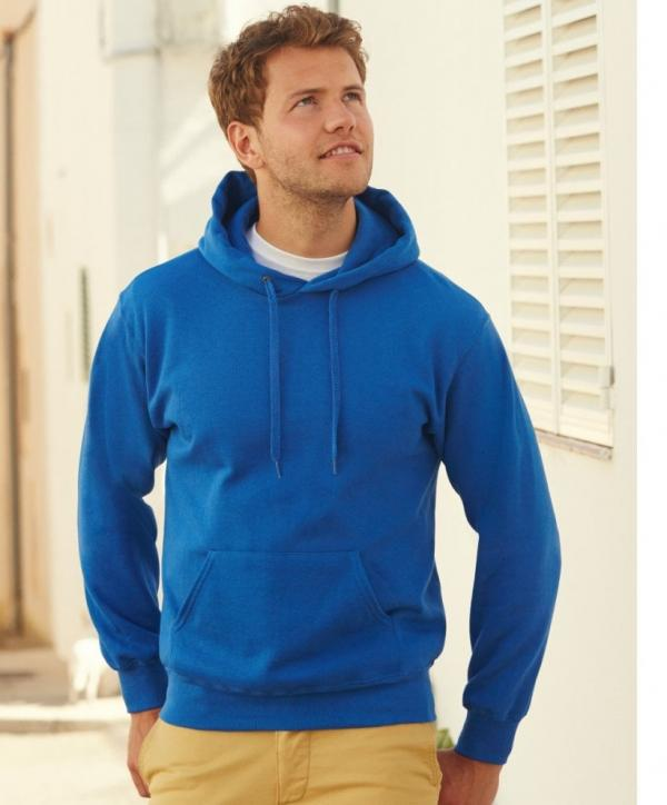Sudaderas Fruit of the loom CAPUCHA