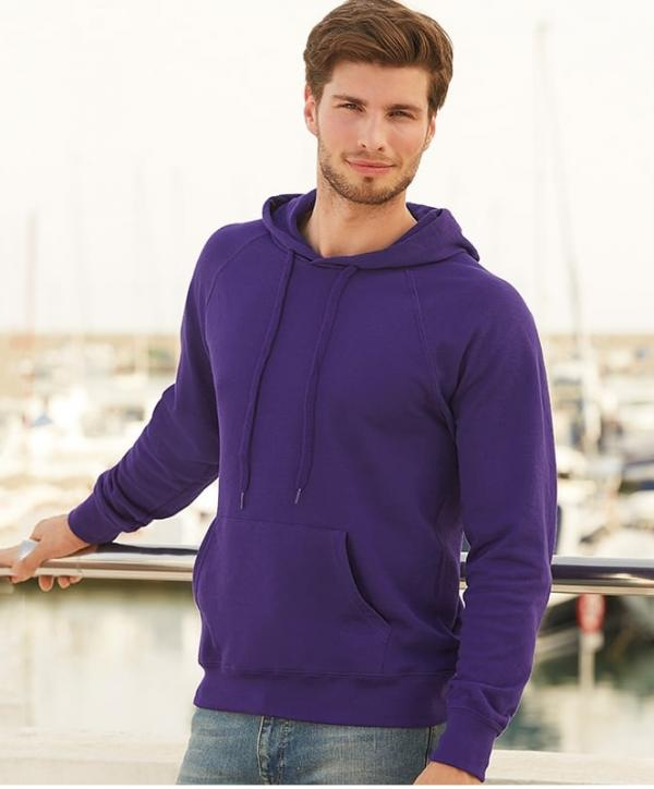 Sudaderas Fruit of the loom LIGHTWEIGHT CAPUCHA